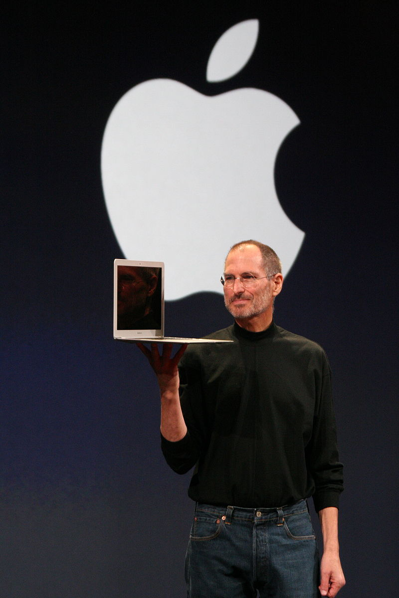 A Computer in Your Pocket - Steve Jobs